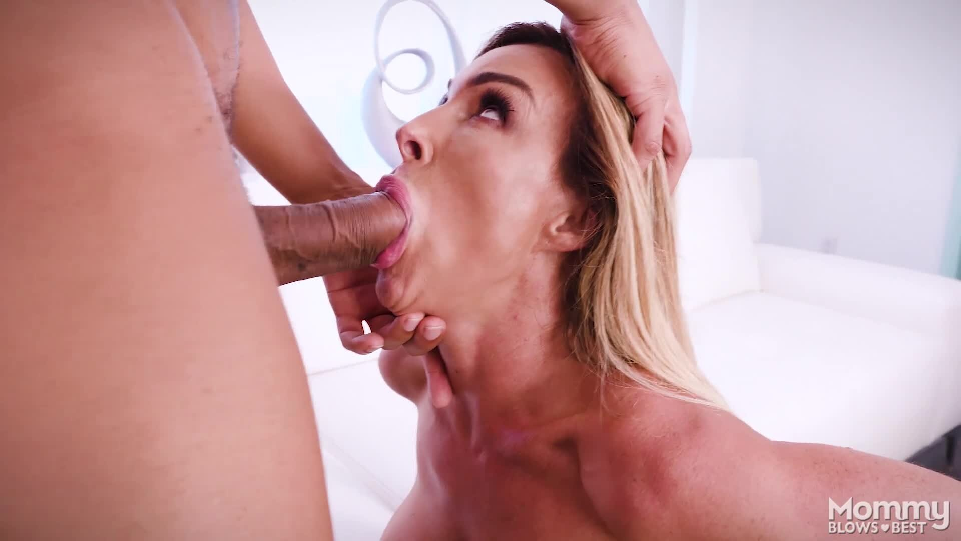 Black Cock Young Blond Teen