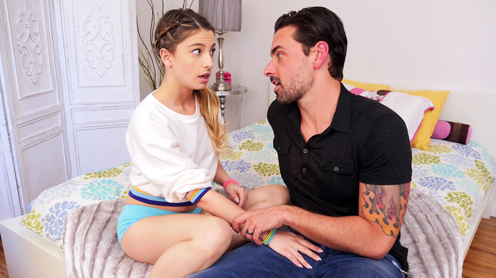 Interracial Step Daughter Anal