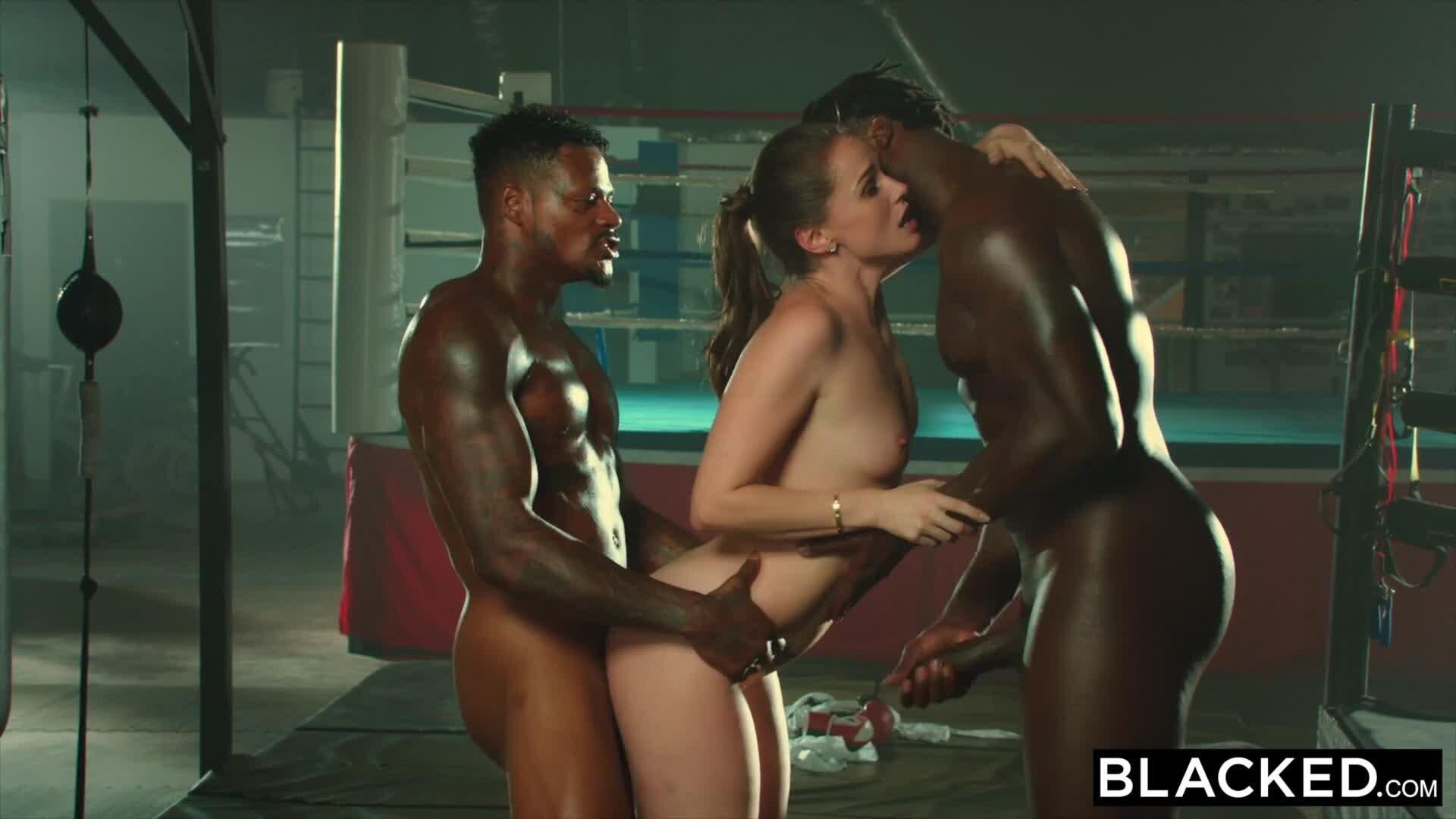 Ebony Bbc Threesome Squirt