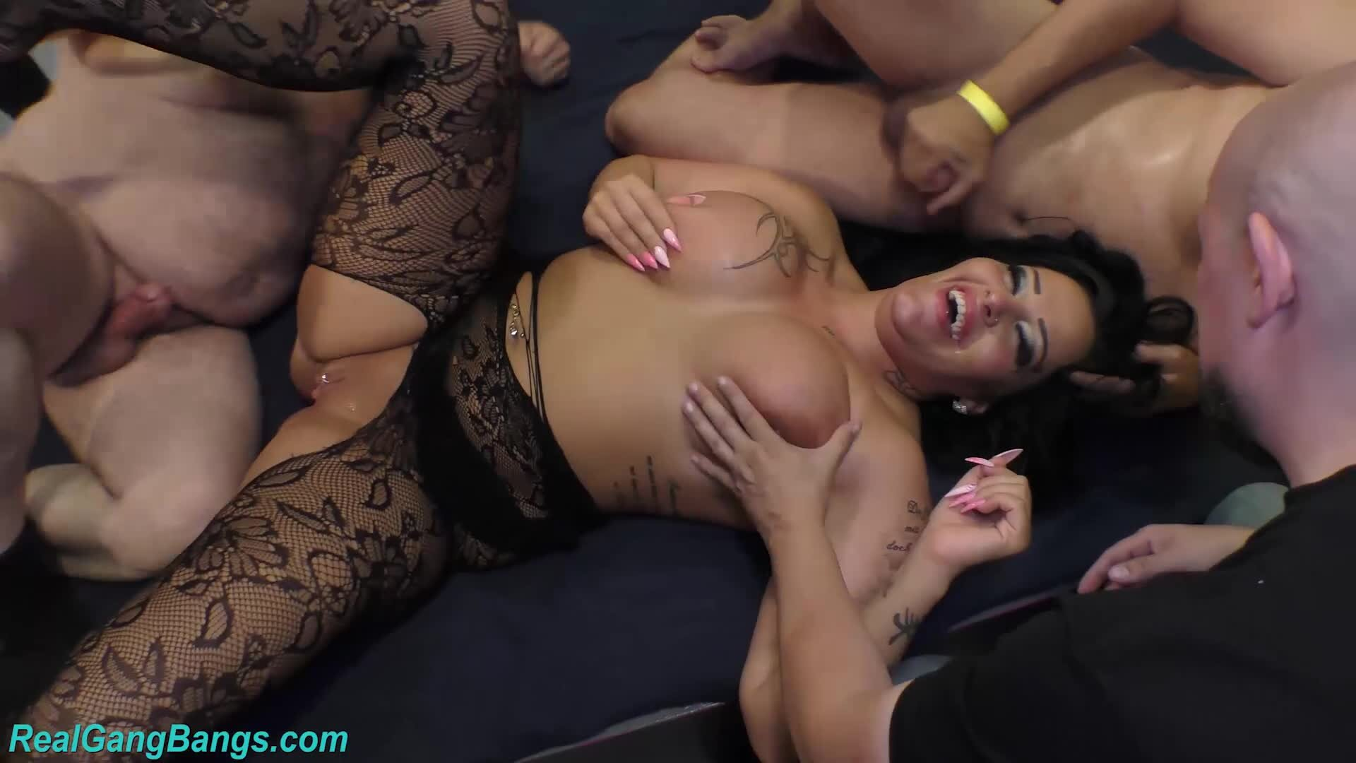 Double Cum Inside Pussy