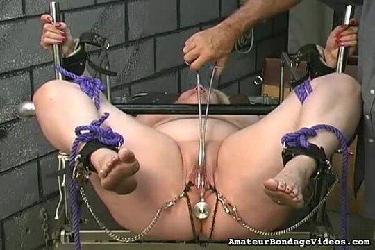 Bondage Beine