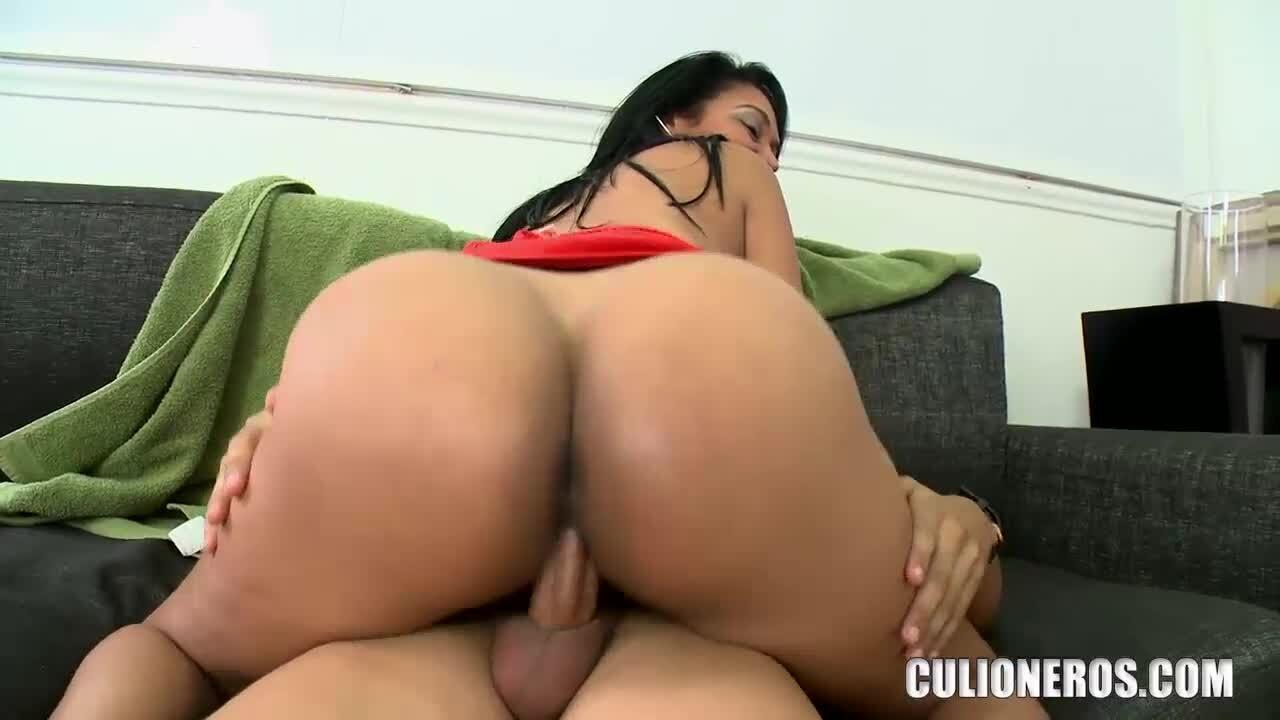 Fett Arsch Latina Groß Schwanz