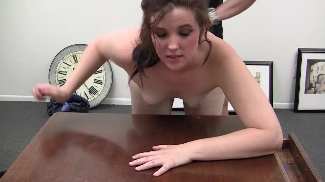 Casting Couch Brunette Anal