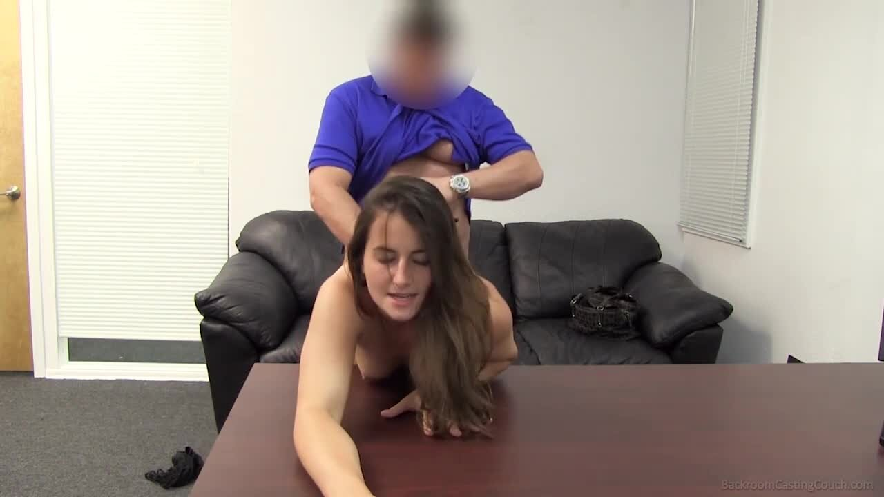 Blonde Milf Casting Couch