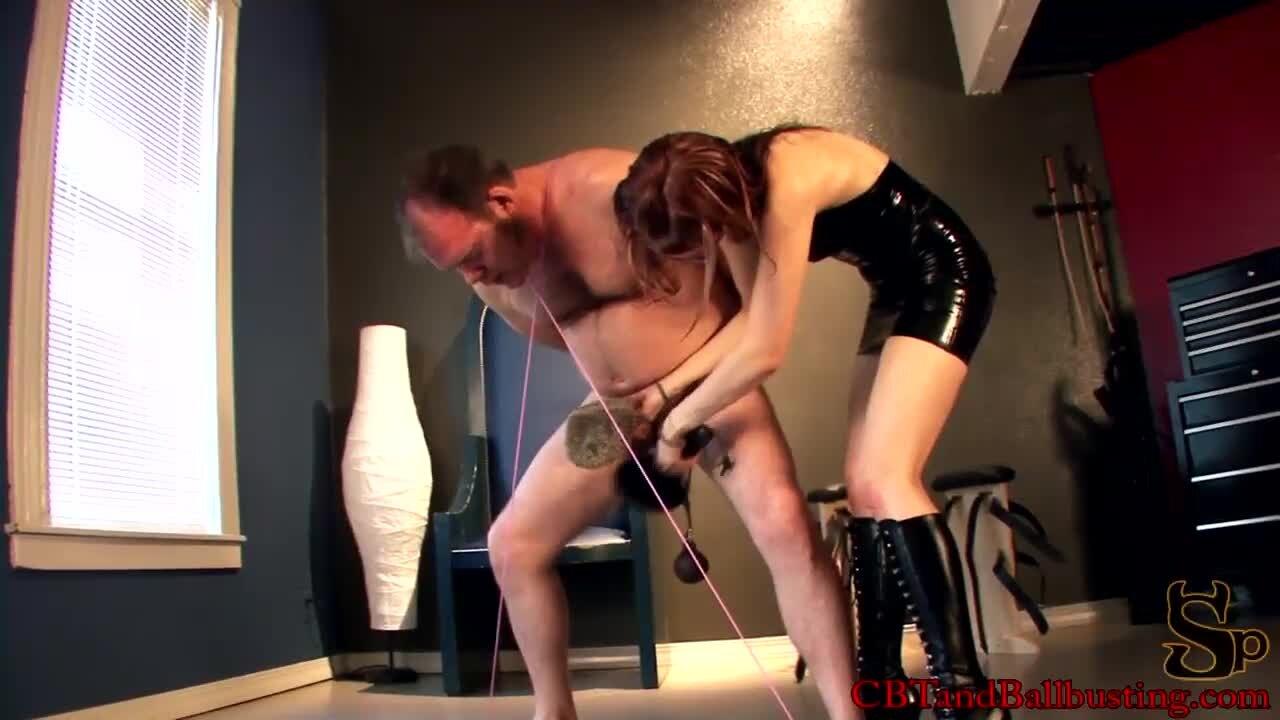 video Cbt femdom