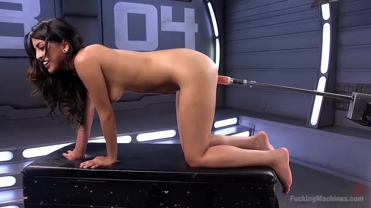 Girl fucked watched by public