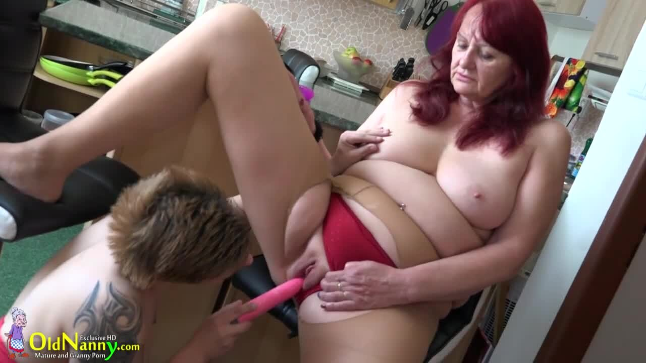 Porn old nanny All mature
