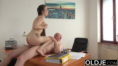 Geiler Bürosex