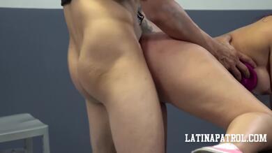 Latina Mit Dicken Arsch Gefickt