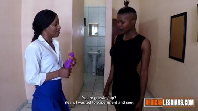 african lesbians dating