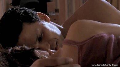 Celebrity sex scene database
